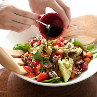 Eat the Rainbow Summer Salad Recipe