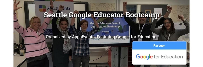 Seattle Google Educator Bootcamp