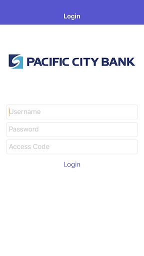 Pacific City Bank RDC  screenshots 1