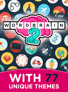 WordBrain 2 (Mod Hints/Ad-Free)