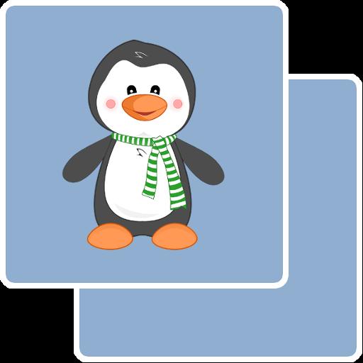 Penguin Memory for Kids