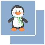 Penguin Memory for Kids Icon