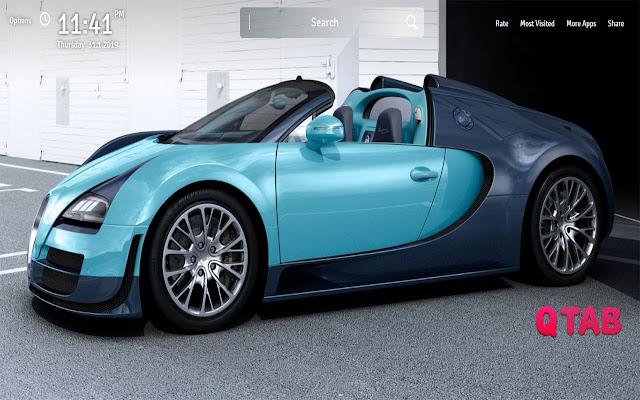 Lamborghini vs Bugatti Wallpapers New Tab