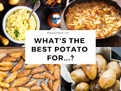 What's the Best Potato For ...?