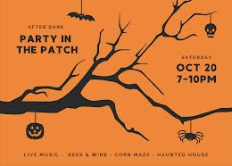 Party in the Patch - Halloween item