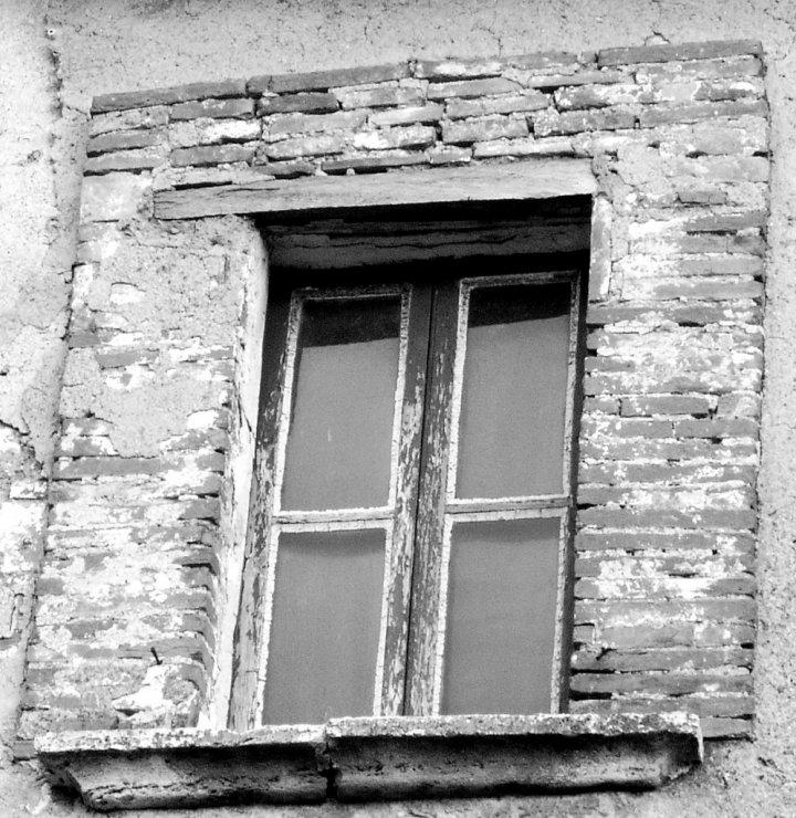 La finestra di campagna di apeindiana