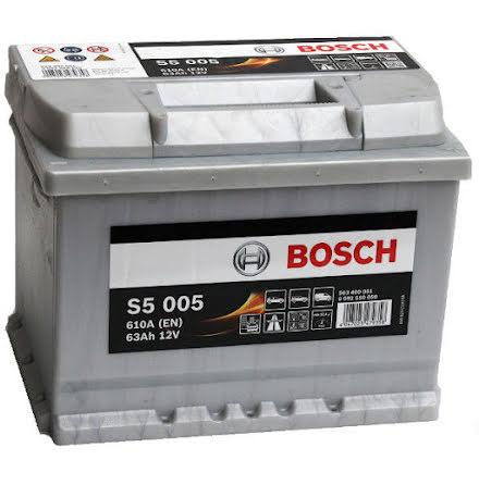 Startbatteri Bosch 12V/63Ah