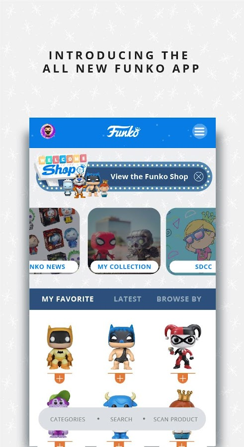 Funko (Beta)- screenshot