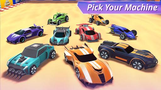Overleague - Kart Combat Racing Game 2020 screenshots 7