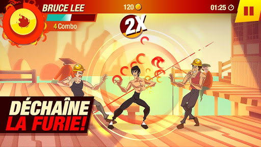 Bruce Lee : Le jeu  captures d'écran 2