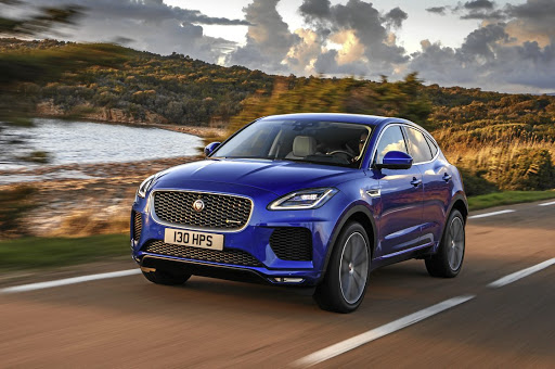 The Jaguar E-Pace. Picture: JAGUAR