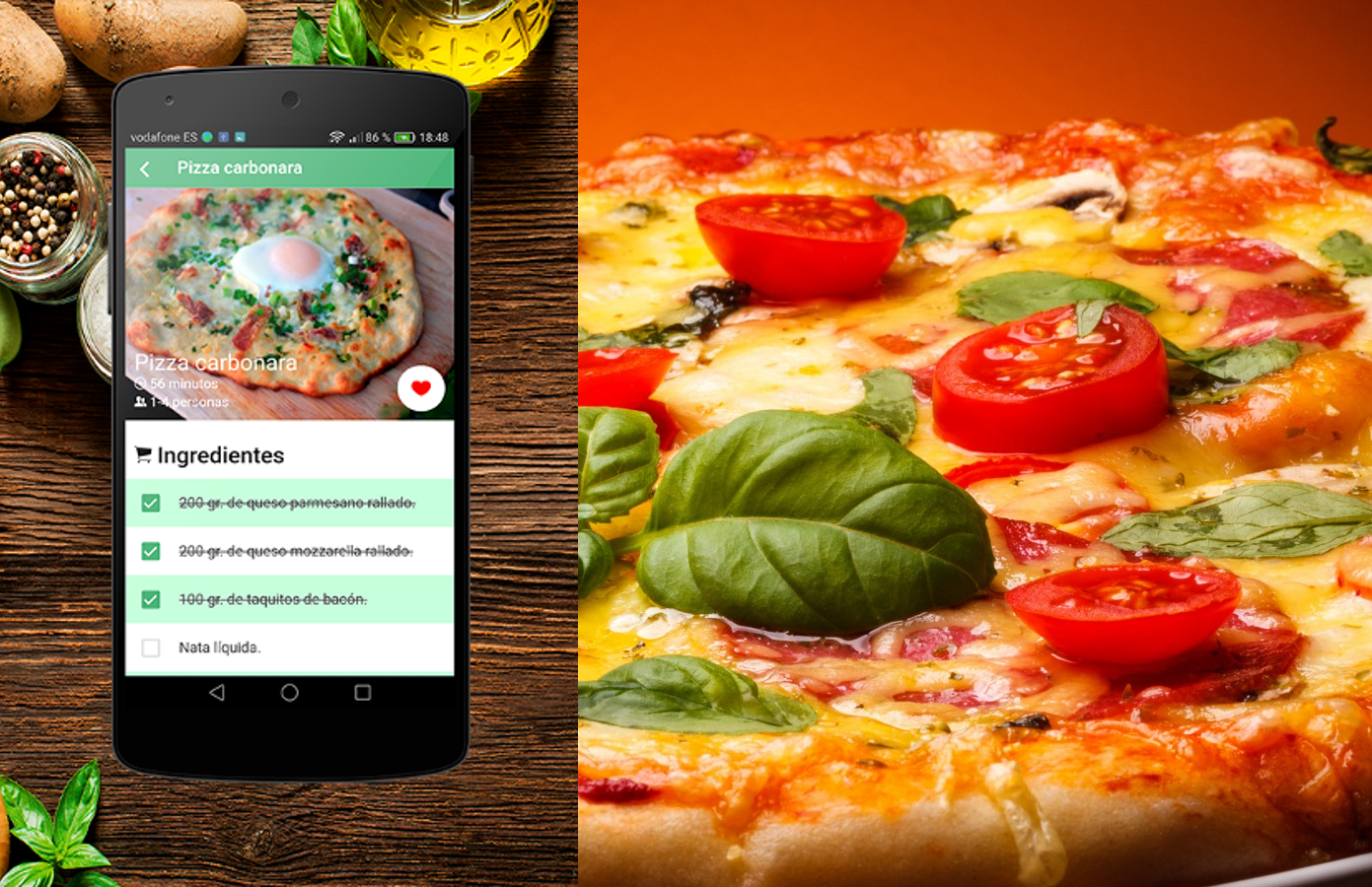 Pizza recipes android apps on google play pizza recipes screenshot forumfinder Image collections
