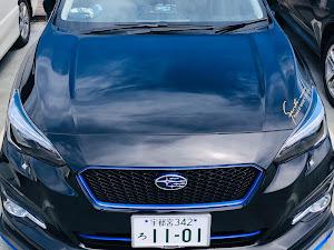 インプレッサ スポーツ GT7 2.0i-S EyeSight GT7のカスタム事例画像 牙狼-GARO- & -IMPREZA-さんの2019年10月28日02:02の投稿