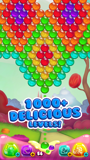 Candy Pop Bubble Shooter