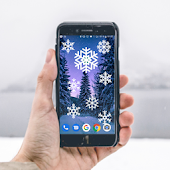 Snowfall - Realistic Animated Snow Live Wallpaper❄