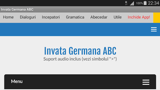 Download Invata Germana ABC app 18.7 1