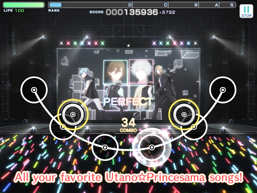 Utanou2606Princesama: Shining Live android2mod screenshots 15