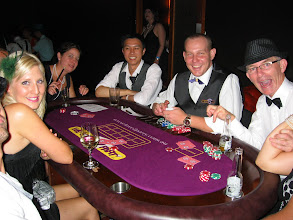 Photo: Keep stacking up my chips!