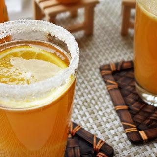 Orange Lemonade Fizz.