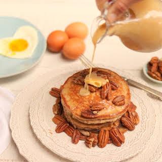 Pecan Pie Pancakes.
