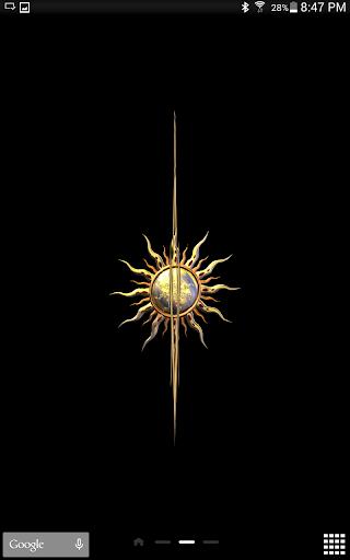 Masonic Emblem Live Wallpaper