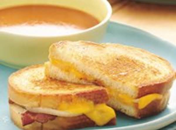 A Step Up From The Ordinary Grilled Cheese!