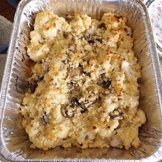 Cauliflower Casserole Recipe Low Cart - Diabetic Friendly.