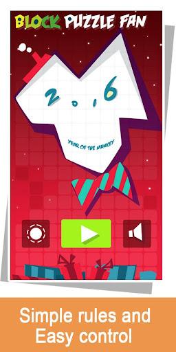 Block Puzzle Fan - 3 blocks