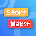Social Story Maker: Photo Frame & Templates icon
