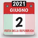 calendario italia 2021 calendario italiano gratis icon