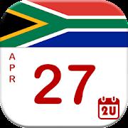 Calendar2U: South Africa Calendar 2019 - 2020