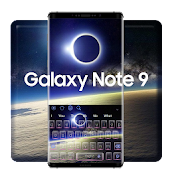 Keyboard for Galaxy Note 9
