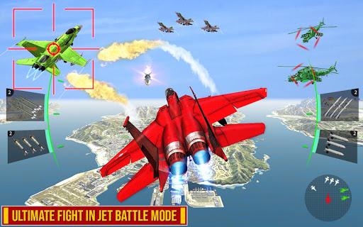 Helicopter Robot Transform: Formula Car Robot Game filehippodl screenshot 15