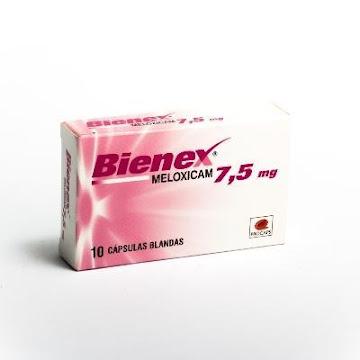 //Bienex 7.5Mg Cápsulas