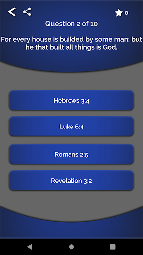 Bible Quiz 10 screenshots 8