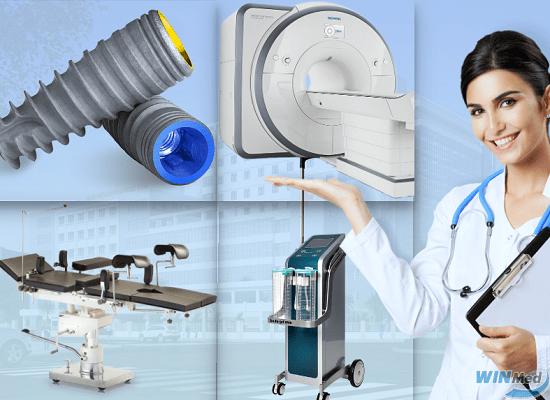 Winmed đáp ứng đầy đủ các điều kiện mua bán trang thiết bị y tế.