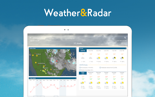 Weather & Radar- screenshot thumbnail