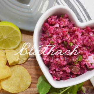 Buckwheat Groats and Beetroot Salad.