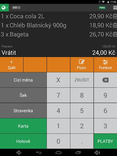 Profi u00dau010dtenka - EET 3.8 screenshots 9