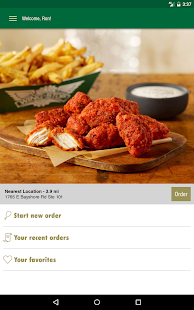 Wingstop- screenshot thumbnail