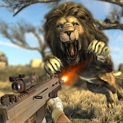 Lion Hunter Wild safari Hunt Deer Sniper Shooter