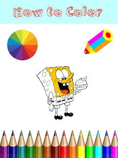 Coloring Bob Game For Kids - náhled