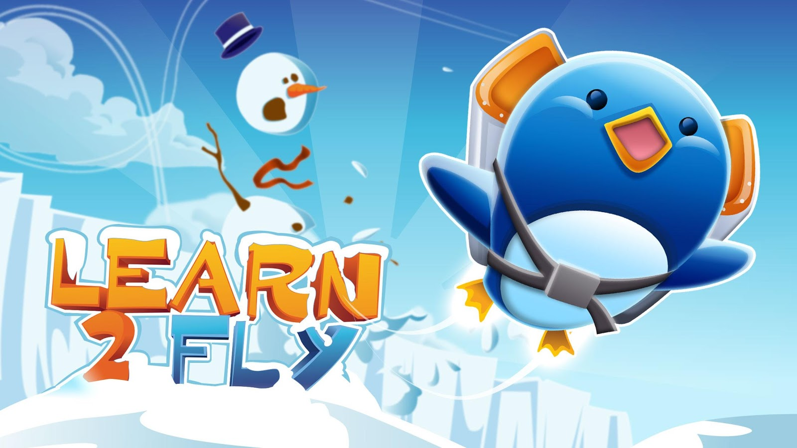 Learn 2 Fly- screenshot