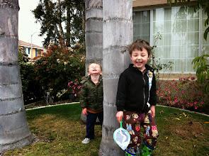 Photo: Pre-Rain Brother Fun
