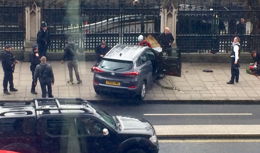 Terror in London reminiscent of attacks in Israel and Europe; police officer stabbed to death