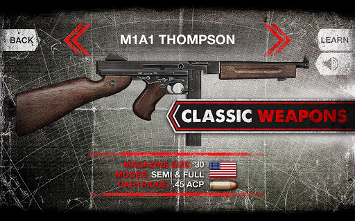 Weaphones™ WW2: Firearms Sim - screenshot
