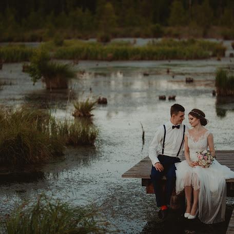 Wedding photographer Kacper Białobłocki (kbfoto). Photo of 13.06.2017