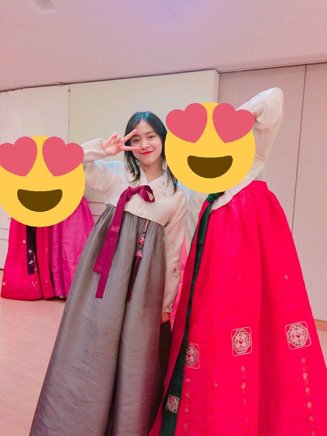 kpop idol hanbok chuseok 5
