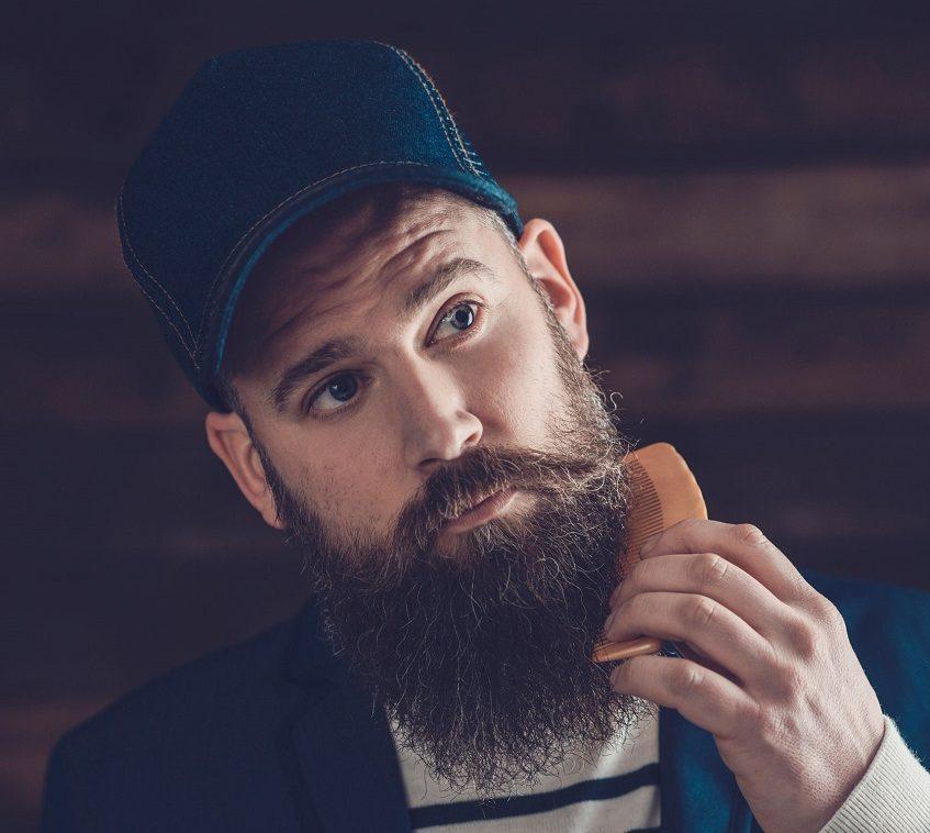 Pente de barba