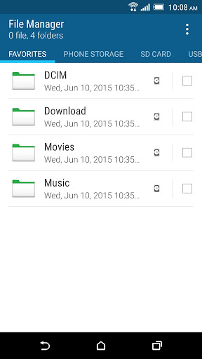 HTC File Manager Apk 1